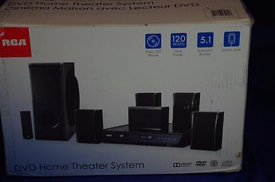 RCA 100W DVD Home Theater.