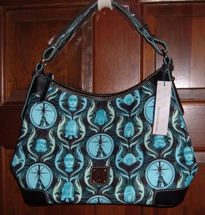Dooney & Bourke Disney Park Exclusive Star Wars Hobo New With Tags!!