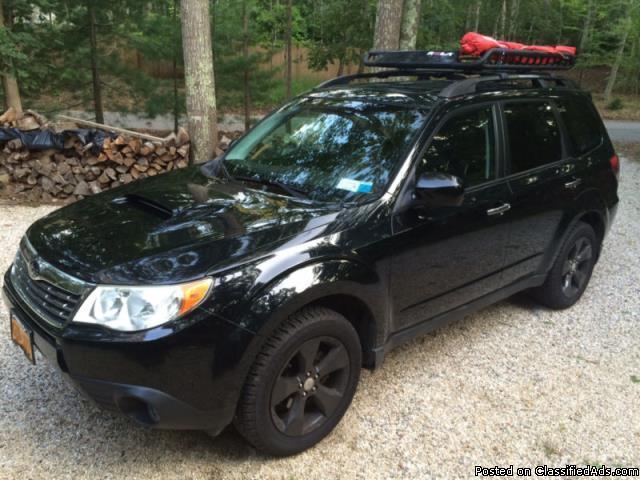 Subaru: Forester XT
