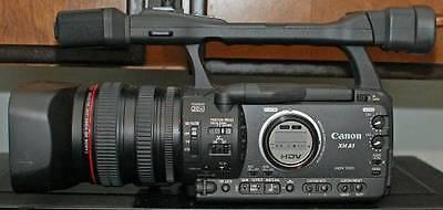 Canon XH-A1 HDV Video Camera