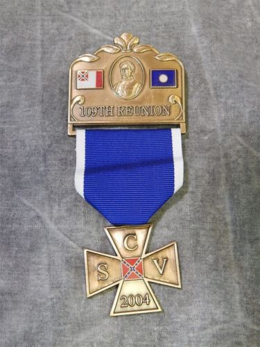 Sons of Confederate Veterans Reunion Medal 2004