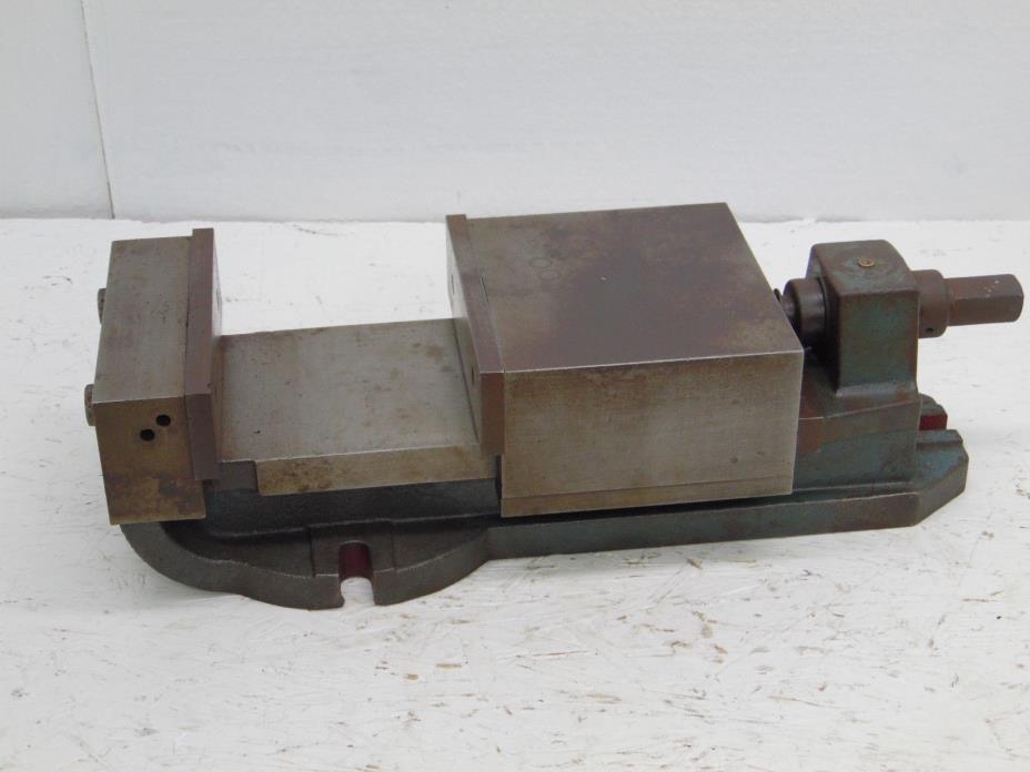 used milling machine vises