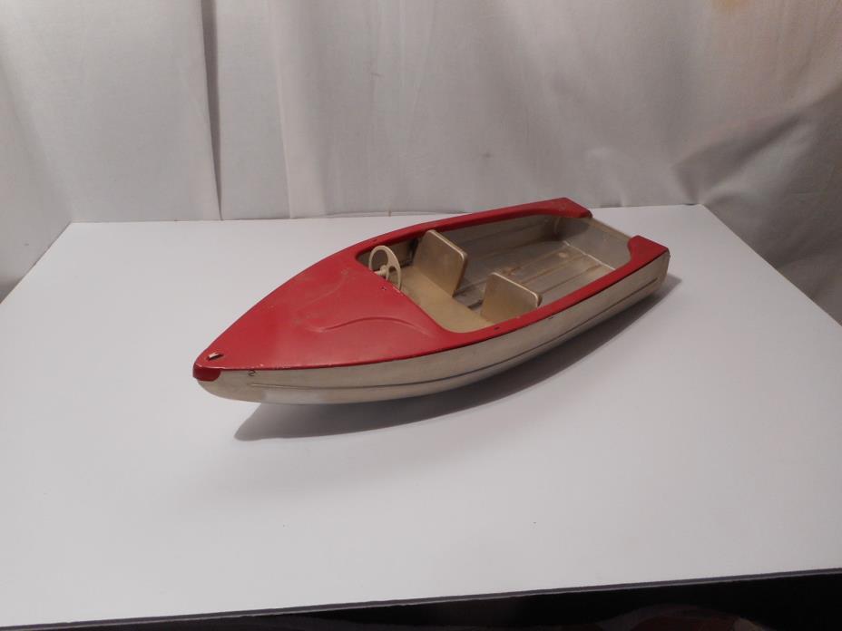 Toy Arkansas Aluminum Boat??