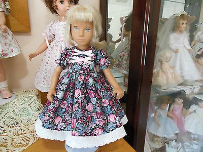 Sasha Doll Easter Dress