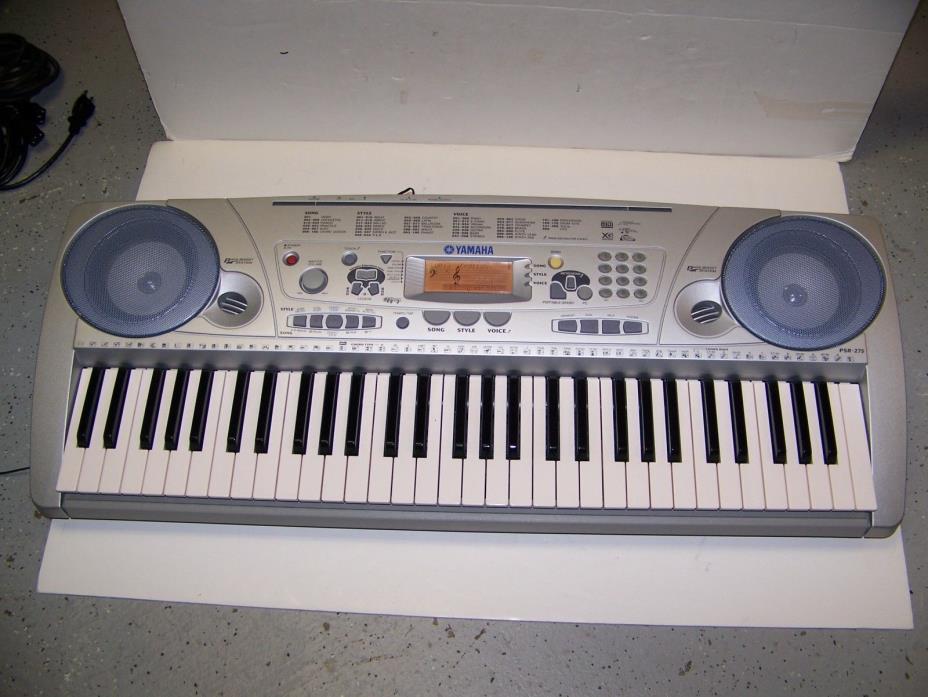 Yamaha keyboard psr for sale classifieds for Yamaha psr s950 for sale