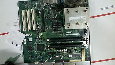 DELL OPTIPLEX GX280 E219542 MOTHERBOARD INTEL PENTIUM 4 2.80 GHz 1GB RAM (MB-2)