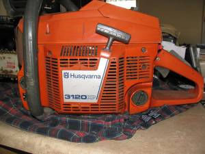 Husqvarna 3120XP 24'' Bar *BIGGEST SAW AVAILABLE*-FIRM PRICE- NEW 1900
