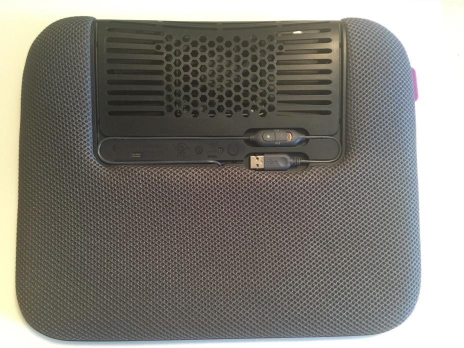 Logitech N200 Laptop cooling pad fan USB