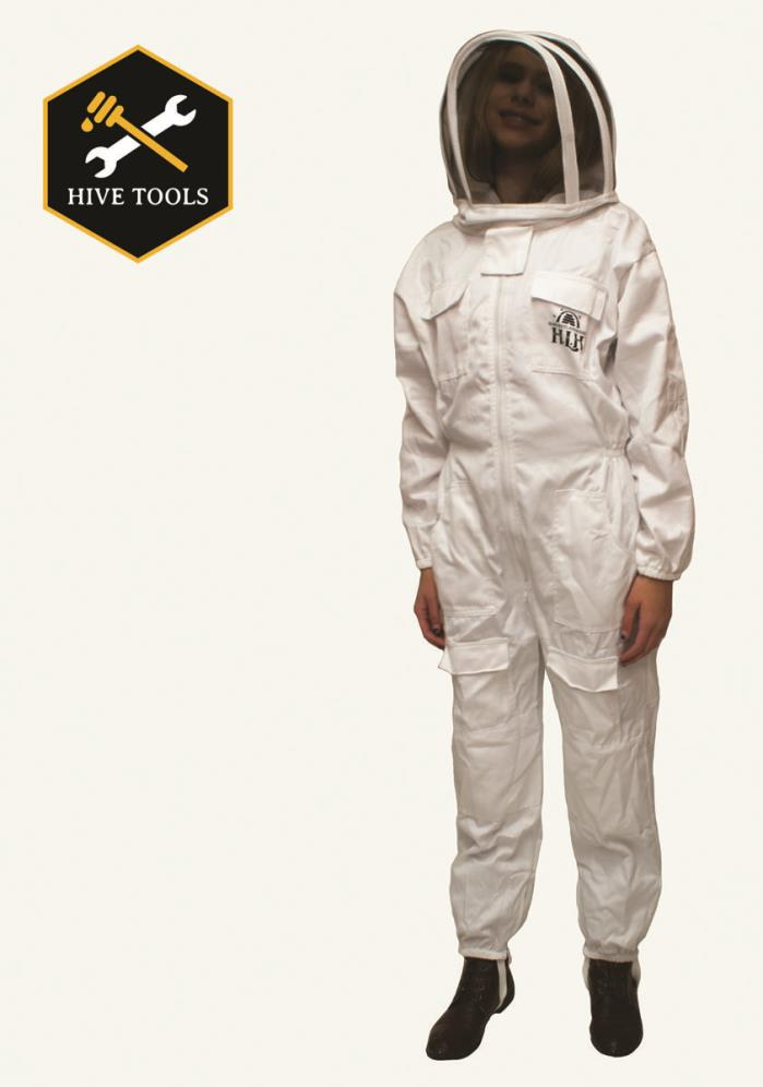 HARVEST LANE HONEY CLOTHSXL-101 BEE SUIT FULL XL