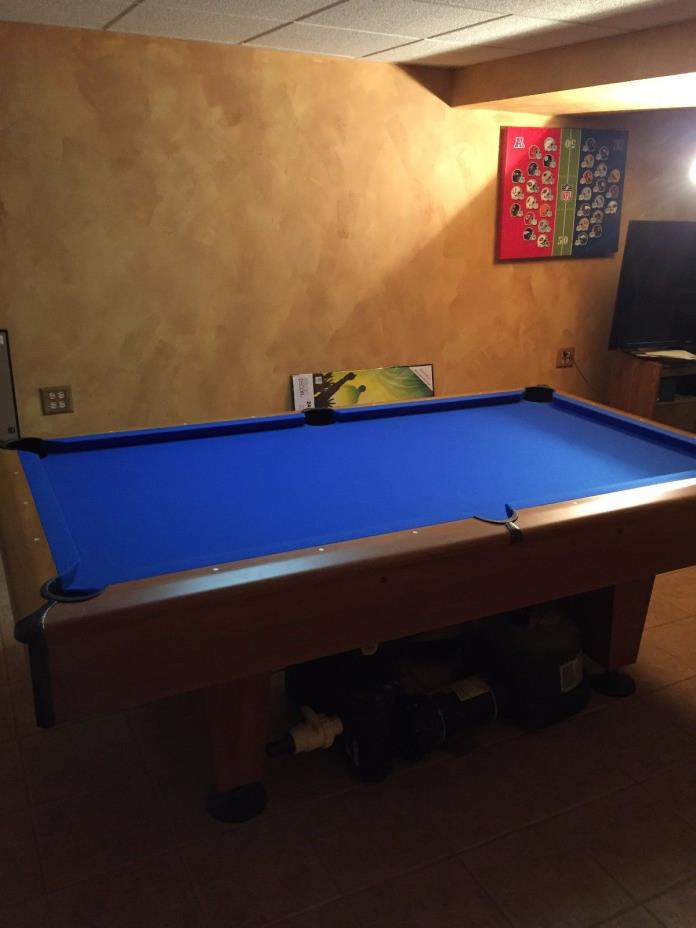 Used ping pong table for sale classifieds - Table billard ping pong ...