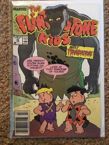 The Flintstone Kids (Feb Marvel) Comic
