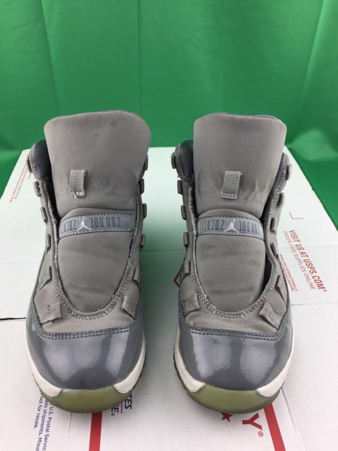 Jordan XI Retro 11 Cool Grey 378039-001 DS  Sz 1.5Y