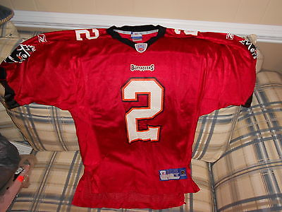 Tampa Bay Buccaneers red Sims jersey #2 sz S