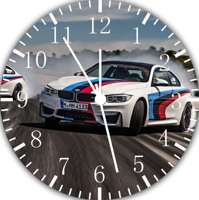 BMW Super Car wall Clock 10