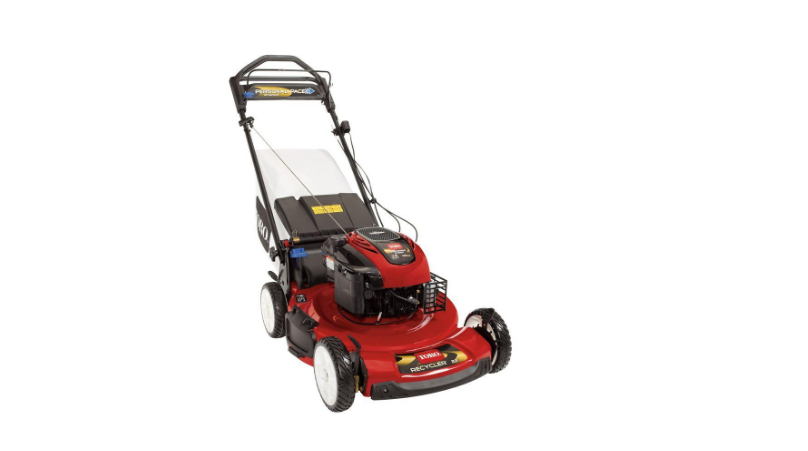 New Toro Recycler 22 in. Personal Pace Variable Speed Gas Self Propelled Mower