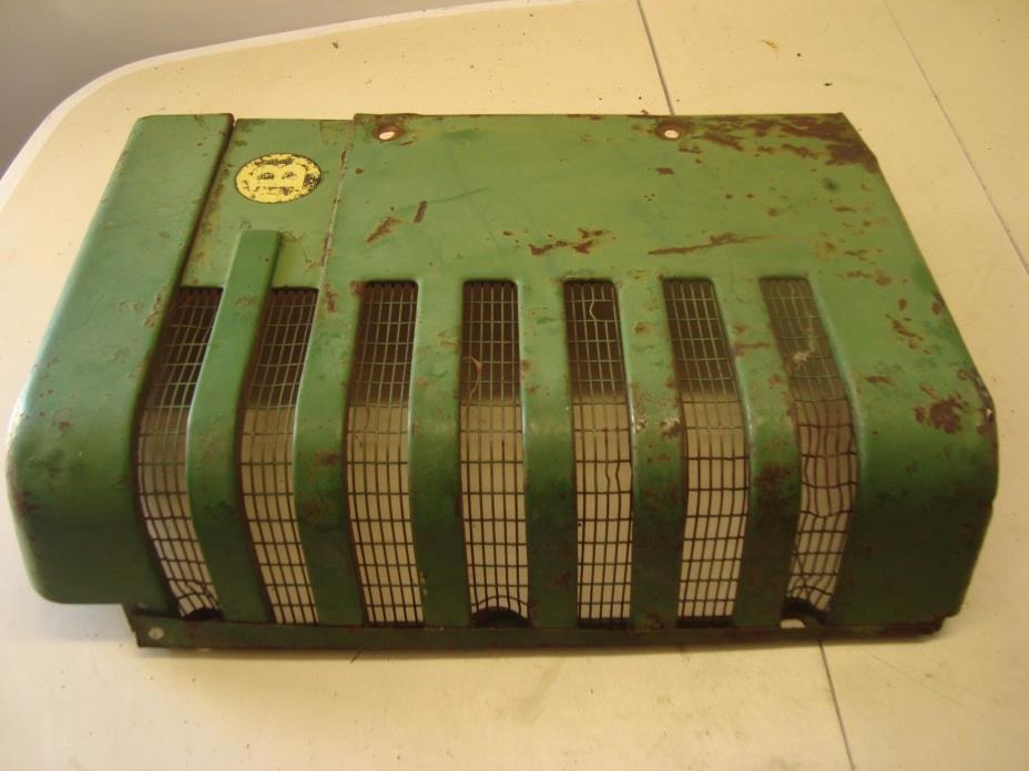 John Deere Tractor Grill : John deere tractor grill for sale classifieds