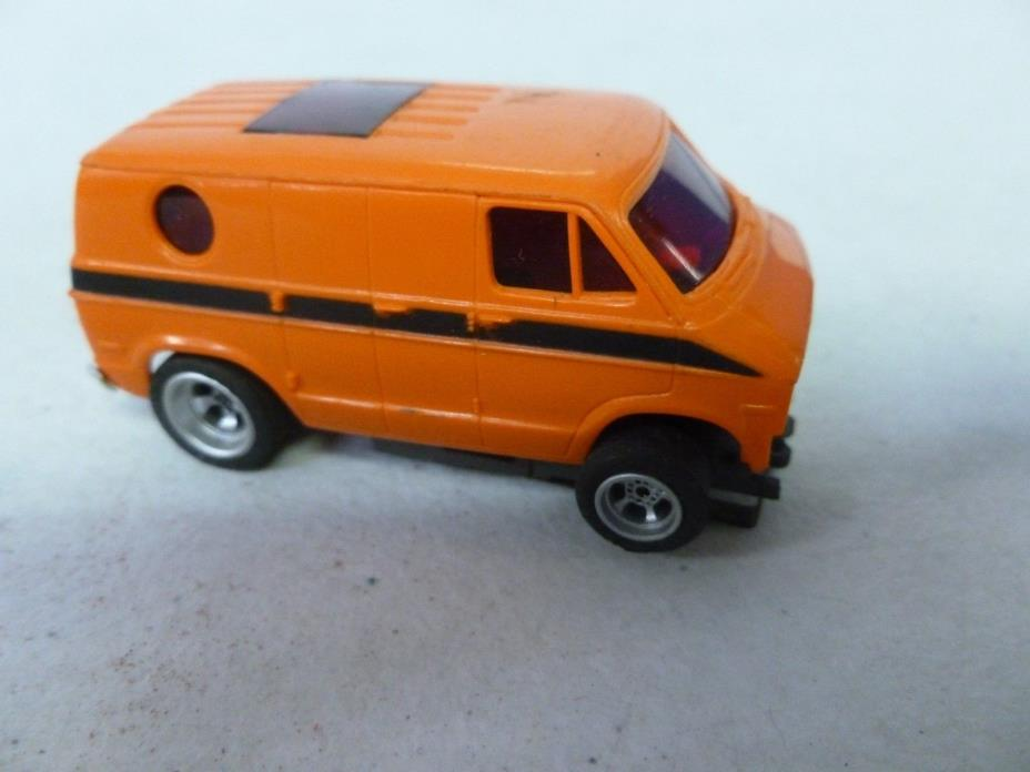 Tyco Chevy Van Slot Car