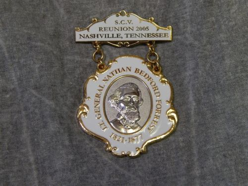 Sons of Confederate Veterans Reunion Medal 2005