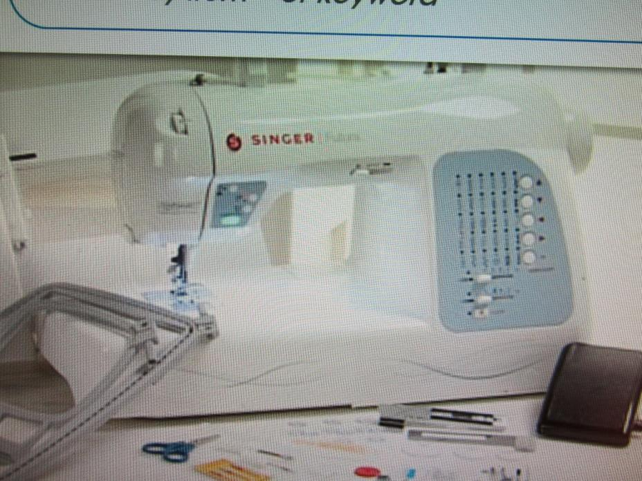 Singer embroidery sewing machines.Have you seen what these machines can do? WOW!