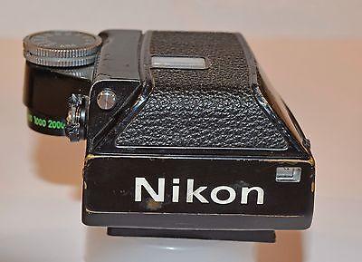 Nikon DP-1 Photomic Finder for Nikon F2  For Parts - Broken Lever