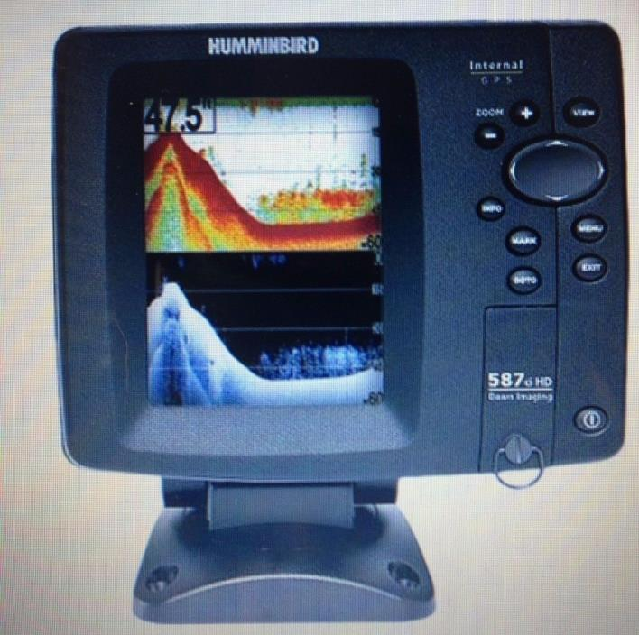 hummingbird fish finder combo for sale classifieds