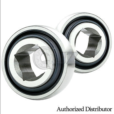 2x W208PPB12 Agricultural Ag Bearing Farm Equipment FREE SHIPPING DS208TT12A