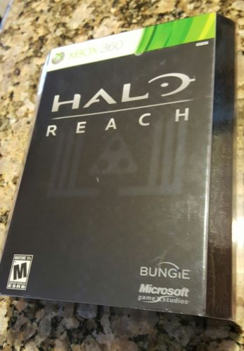 XBOX 360 HALO REACH LIMITED EDITION 7