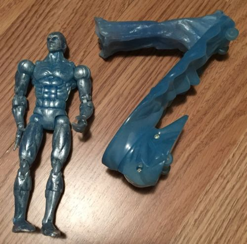 Marvel Legends Like X-Men Classics Ice Man With Ice Slide