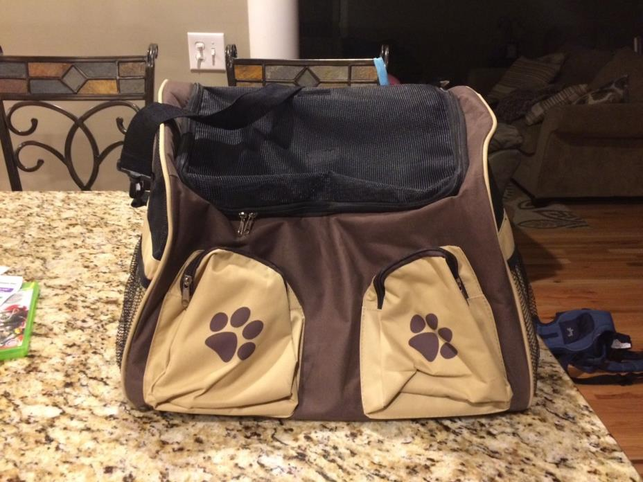 Dog carrier for small dog