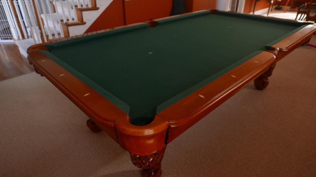 Slate pool table for sale classifieds for 1 slate pool table