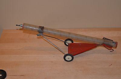 Vintage Tru-Scale Diecast Toy Grain Rocket Auger Elevator lift 1/16 Scale farm