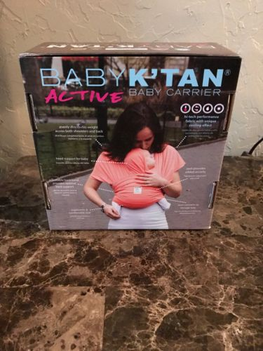 Baby K'tan Active Baby Carrier-Medium