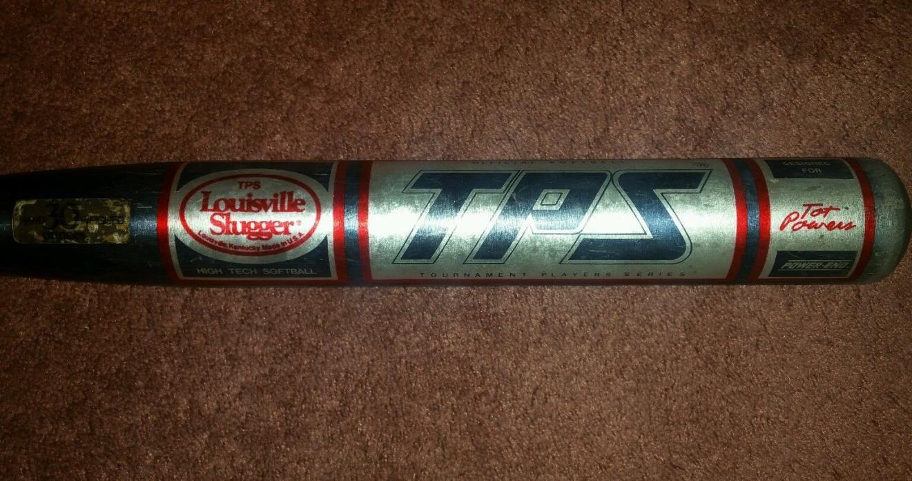 Louisville Slugger TPSP3430P 30oz Softball Bat