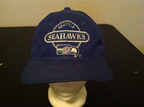 Vintage Seattle Seahawks Sports Specialties SnapBack Hat