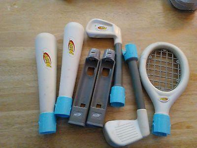 Nintendo Wii Nerf Sports Accessories