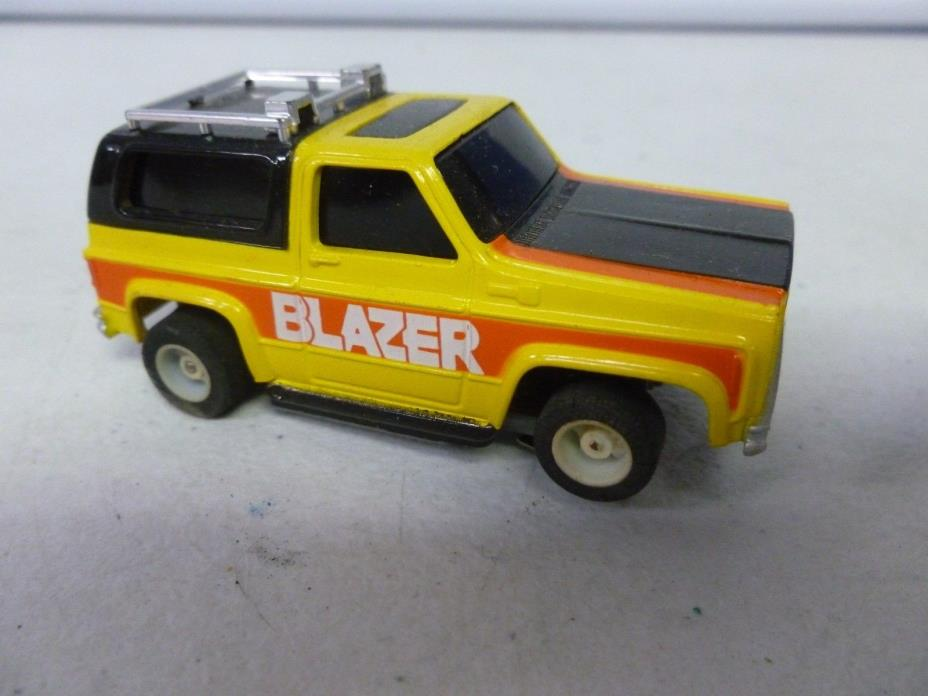 Tyco Chevy Blazer Slot Car