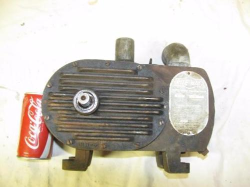 Vintage Rite-Way Roto-Matic R-2A Vacuum Pump Bucket Milking Machine
