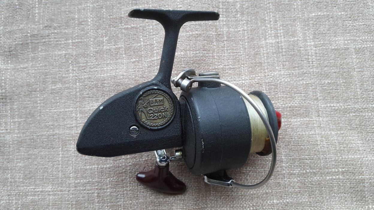 Quick spinning reel for sale classifieds for Used fishing reels for sale