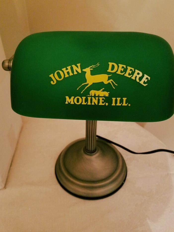 Green John Deere Lamp Shade : John deere lamp shade for sale classifieds