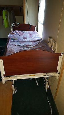 Hospital Bed With Air Mattress Plus...