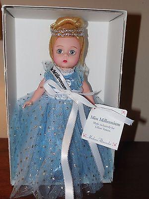 Madame Alexander Doll Lillian Vernon Miss Millennium