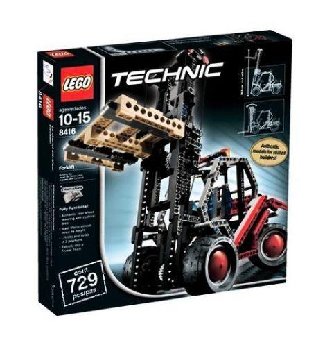 LEGO 4257878 8416 Technic Forklift