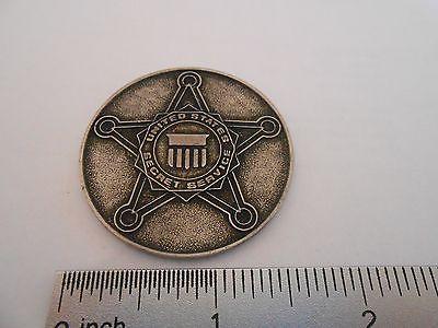 Vintage United States Secret Service Medallion / Challenge Coin P2