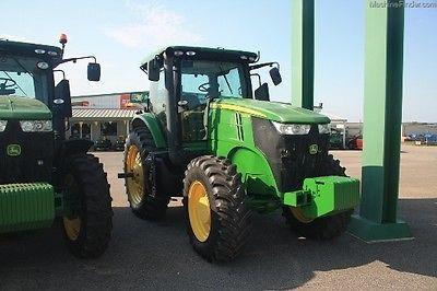 2011 John Deere 7200R Tractors
