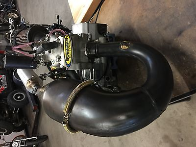 SwedeTech 2001 Stock Moto Engine Kit - Used