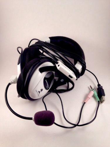 Turtle Beach Ear Force X11 Headset Headphones w/ Microphone
