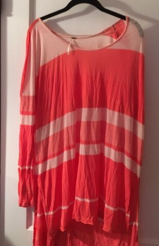 Free People Striped Tunic, XS, S/ TP/P