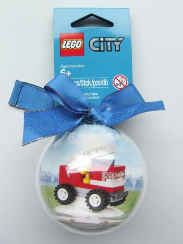 Lego Group 850842 LEGO City Christmas Ornament (34 pcs.)
