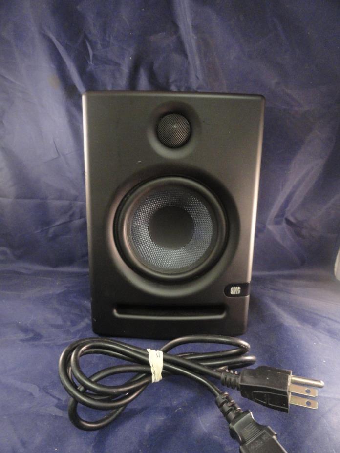 Presonus Eris E5 Series High Definition Near Field Studio Monitor