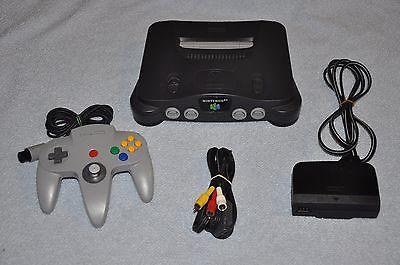Nintendo 64 System N64